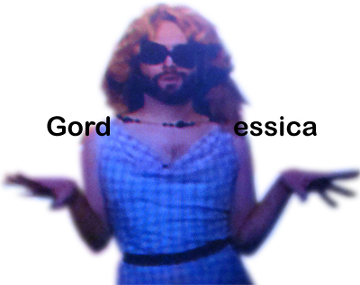 Gordon Keith - Jessica Simpson