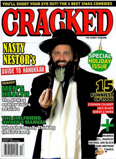 Nasty Nestor Jew