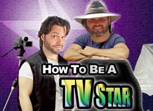 Gordon Keith Becomes TV Star