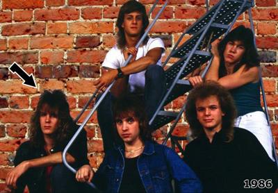 Danny Balis 1986