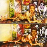 Danny Bowie Diamond Dogs Cover