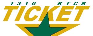 Dallas Ticket Logo AWAY