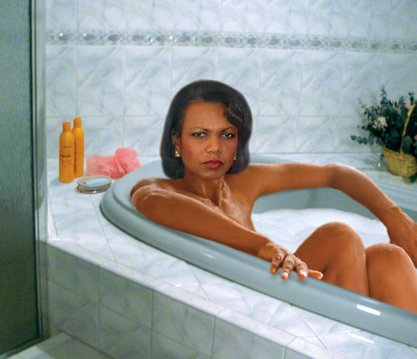 condi rice gay Is