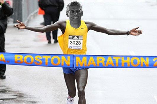 boston marathon pooper. oston marathon poop pics.