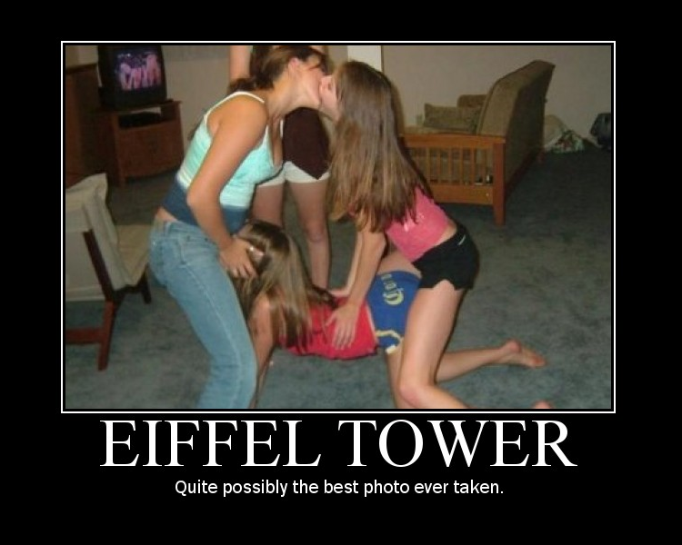 what is getting eiffel towered