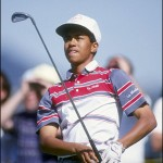 I really hope this is Tiger and not just some random black kid playing golf