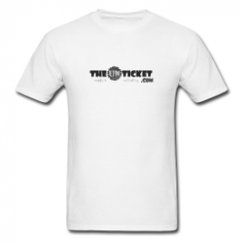 TheUnTicket T-Shirt White
