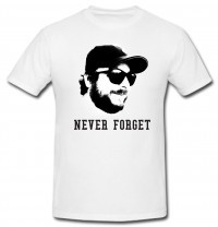Never Forget Grubes Tee